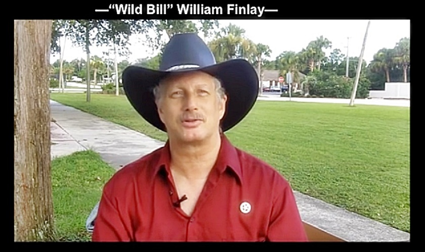 Wild Bill for America aka William Finlay 2