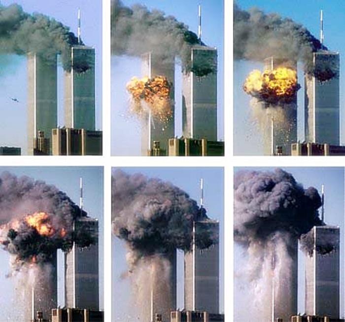911 Terrorism by frames