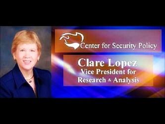 Clare Lopez - CSP VP