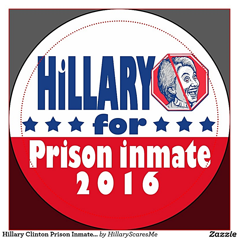 Hillary for Prison Inmate 2016