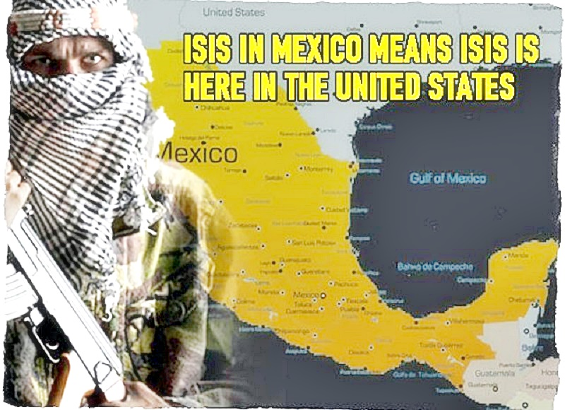 ISIS in MX means ISIS in USA