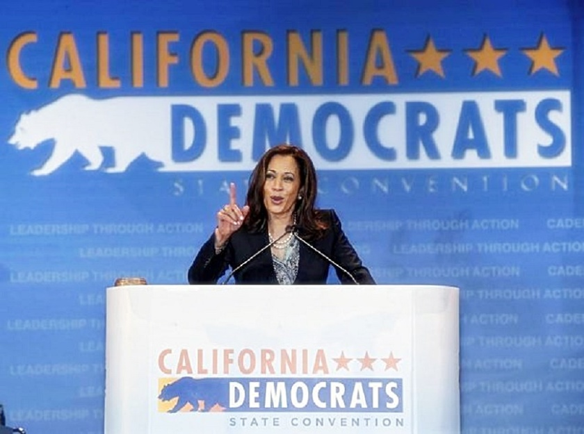 Kamala Harris Dem Party