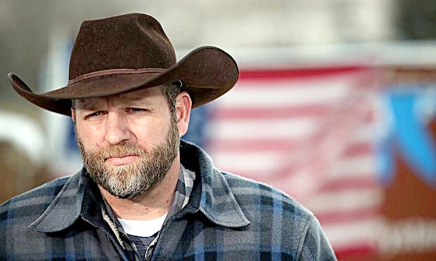 Ammon Bundy - Photo by Justin Sullivan-Getty Images
