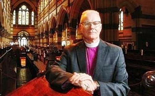 Archbishop Philip Freier