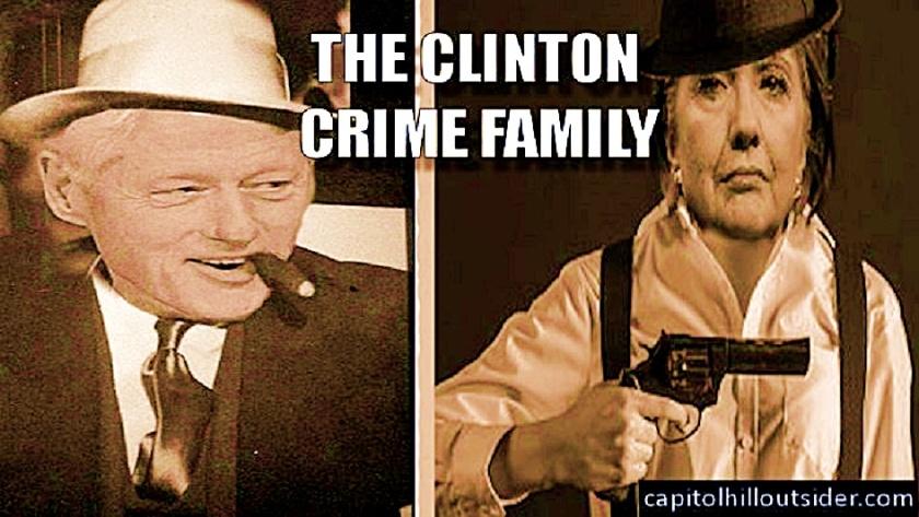 Clinton Crime Family