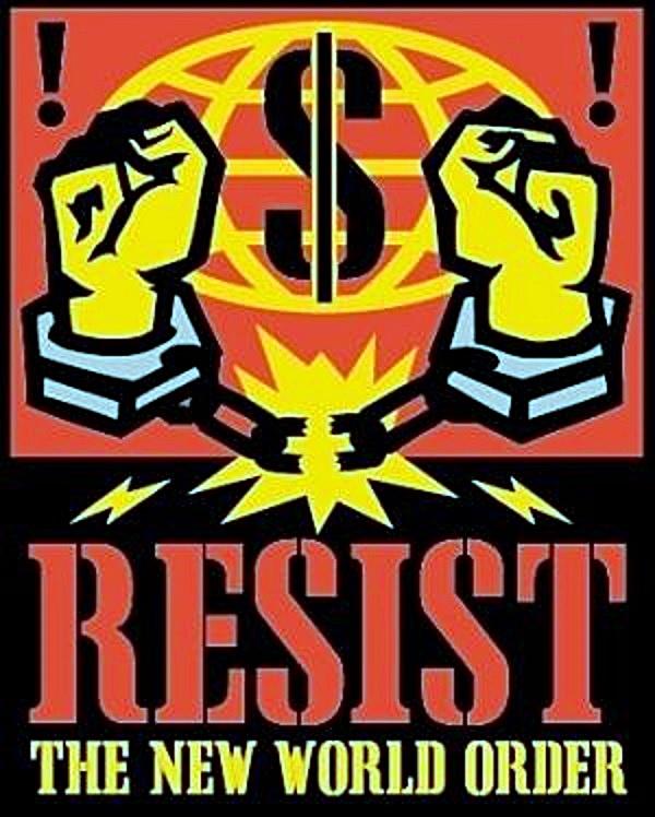 Resist NWO