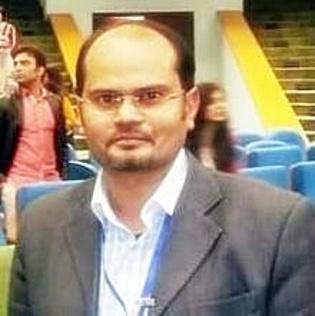 Shamim Mahmood correspondence photo