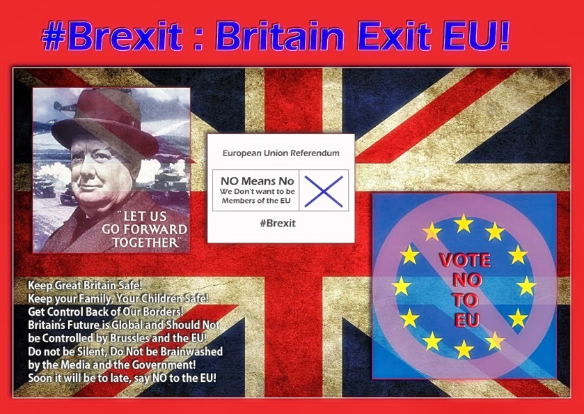 Brexit - British Exit of EU
