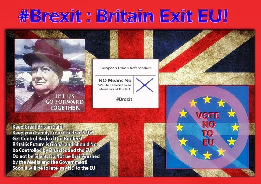 Brexit - British Exit of EU