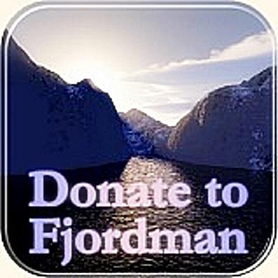 donate to fjordman logo