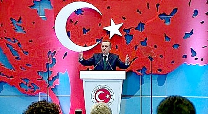 Erdogan speech