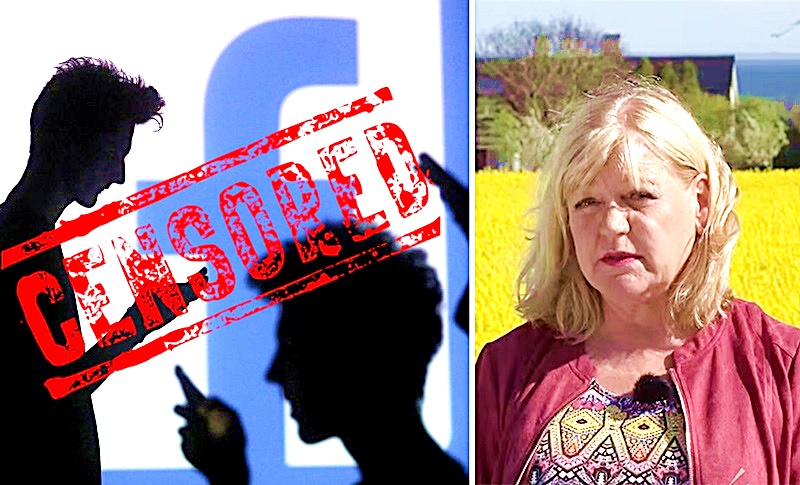 Facebook Censorship & Ingrid Carlqvist