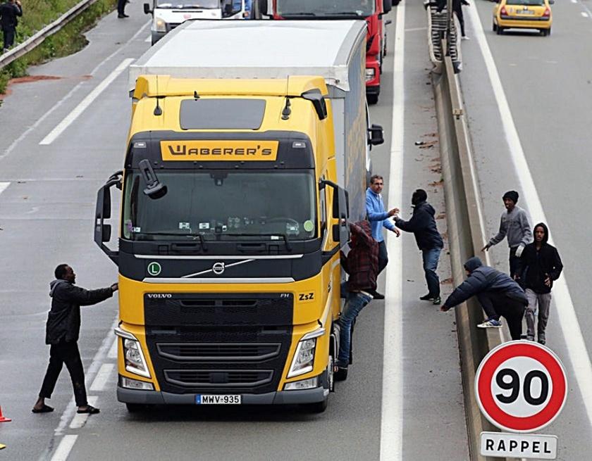 Migrant Crisis in Europe 6-18-16