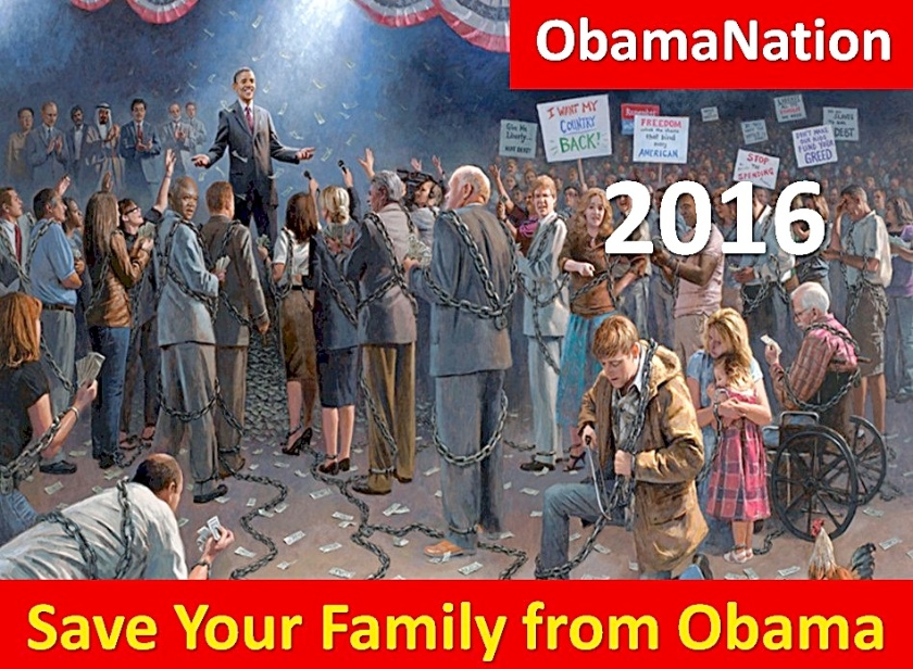 Obamanation 2016 - Save Children