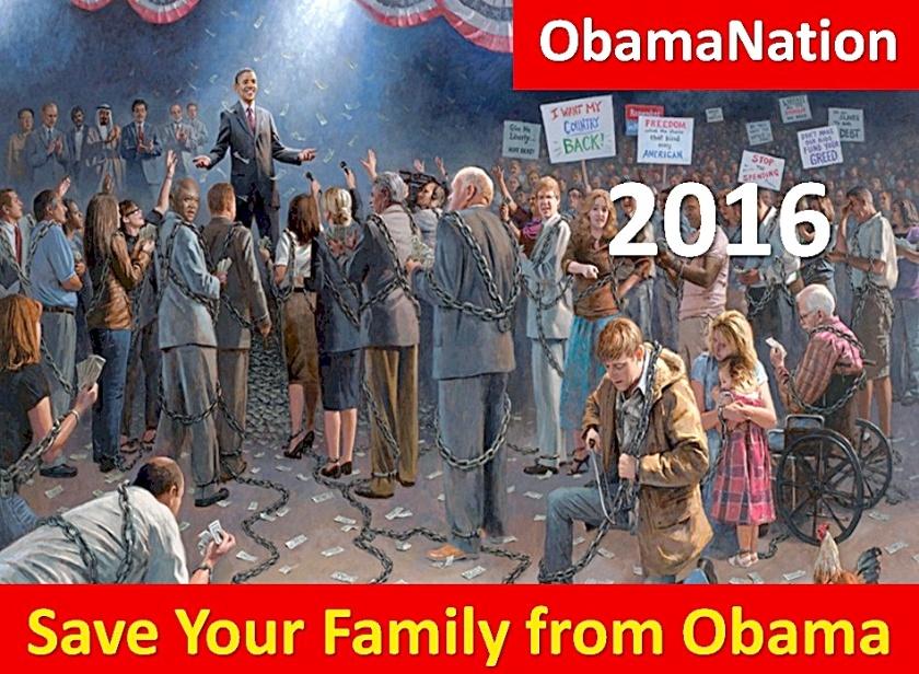 Obamanation 2016 - Save Children