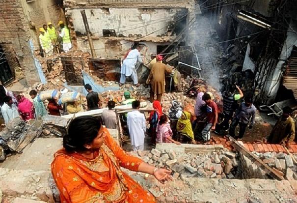 Pakistan Christian Poverty