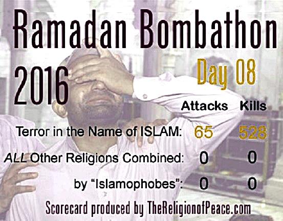 Ramadan Bombathon 2016