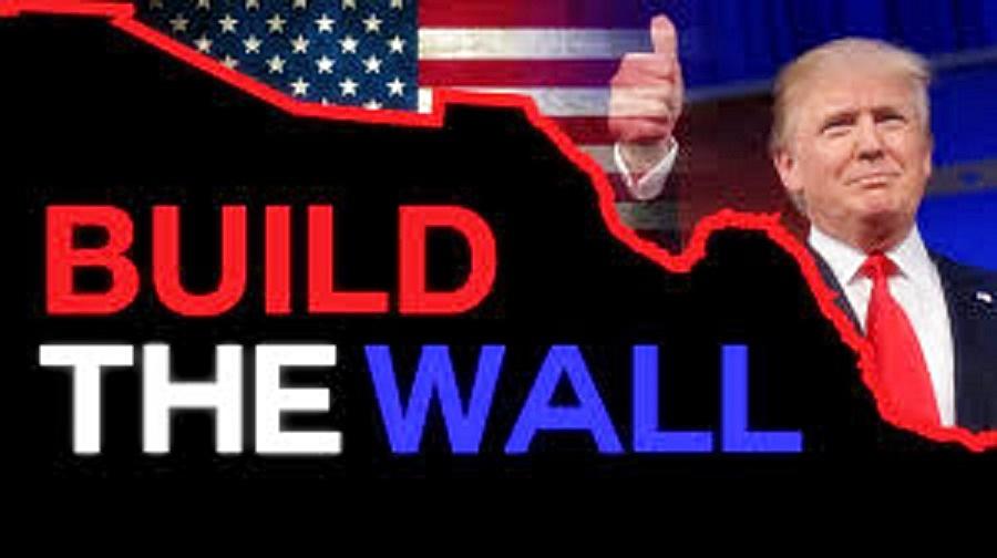 politics trump mexico border building wall easy story