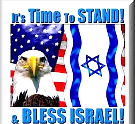 US Stand & Bless Israel
