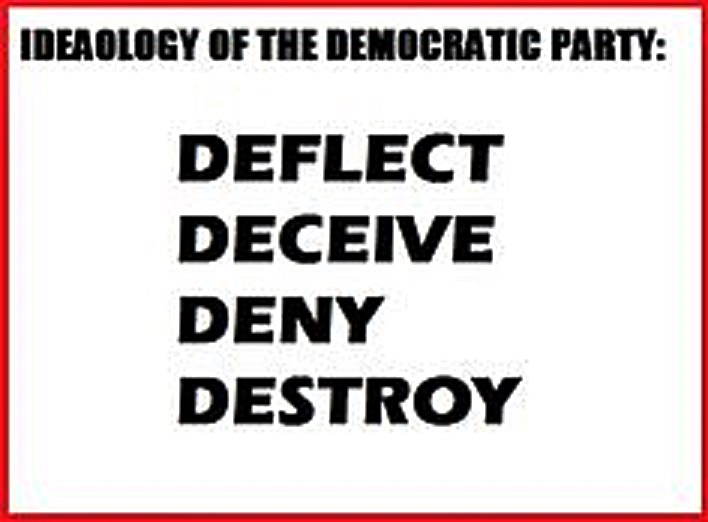 4-D's of Democratic Party