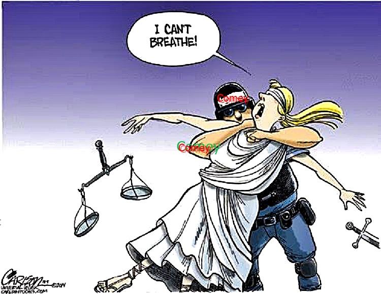 Blind Justice Raped