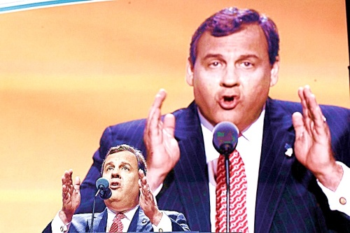 Chris Christie GOP Natl Convention 2016