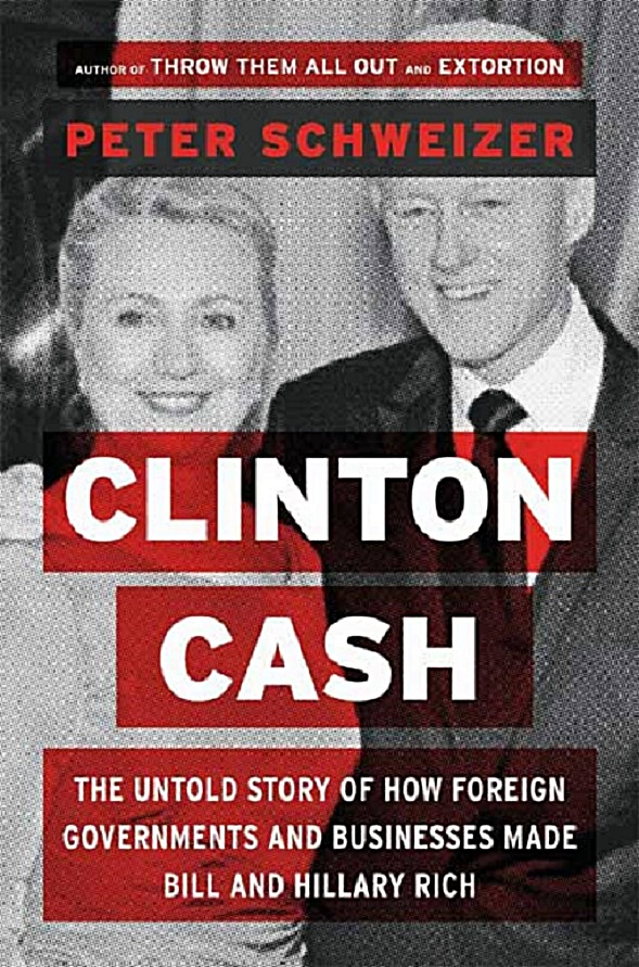 Clinton Cash bk jk