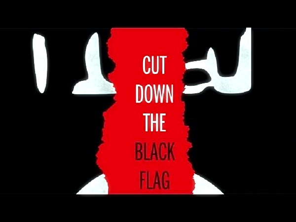 Cut Down the Black Flag