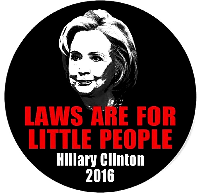 Hillary 2016 - Laws R 4 Little People