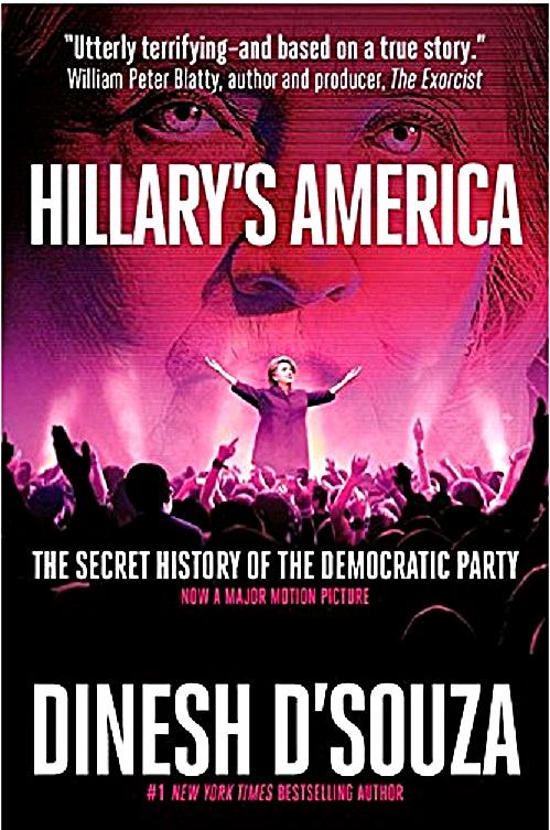 Hillary's America bk jk