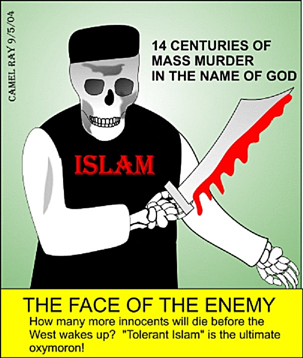 Islam- Face of Enemy