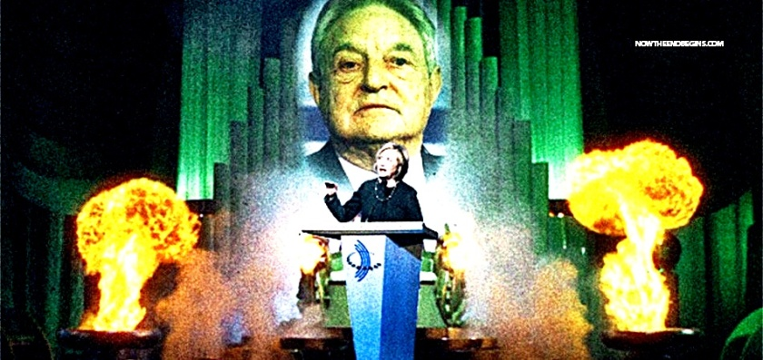 Soros Wizard power behind Hillary