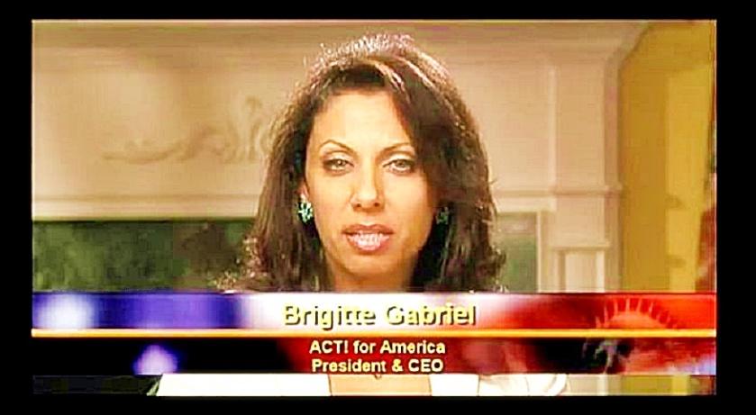 Brigitte Gabriel- ACT Prez