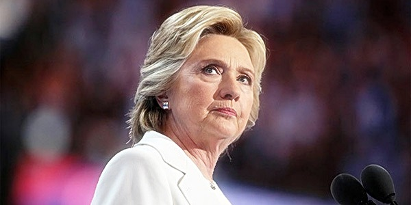 Democratic Party nominee Hillary Clinton (Photo- Twitter)