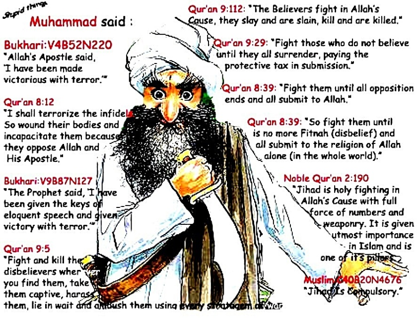 Muhammad says ...