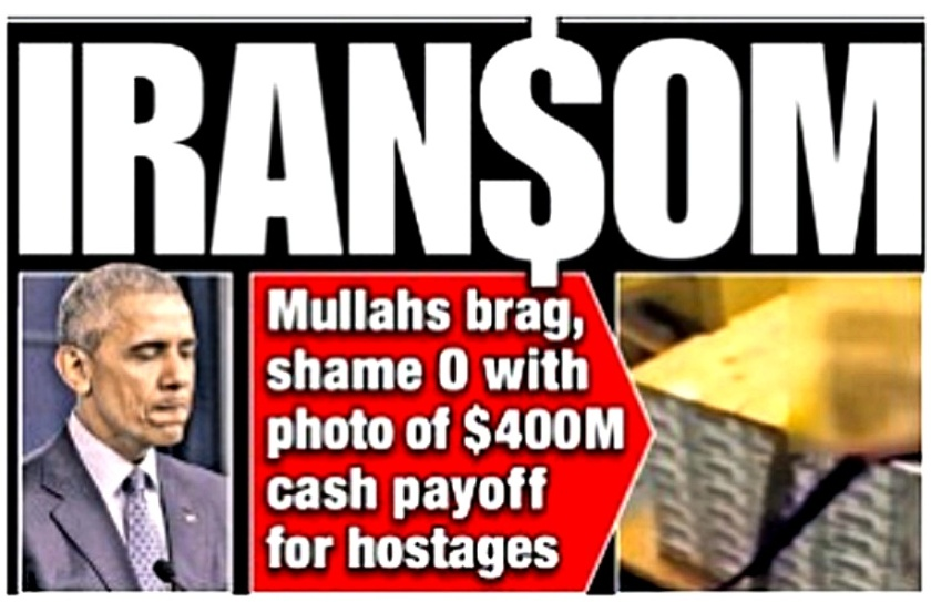 Ransom Delivered to Iran
