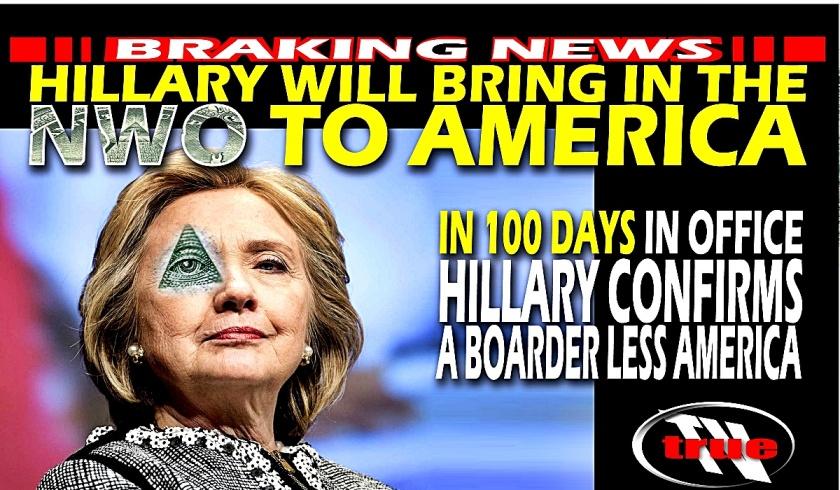 The Hillary NWO