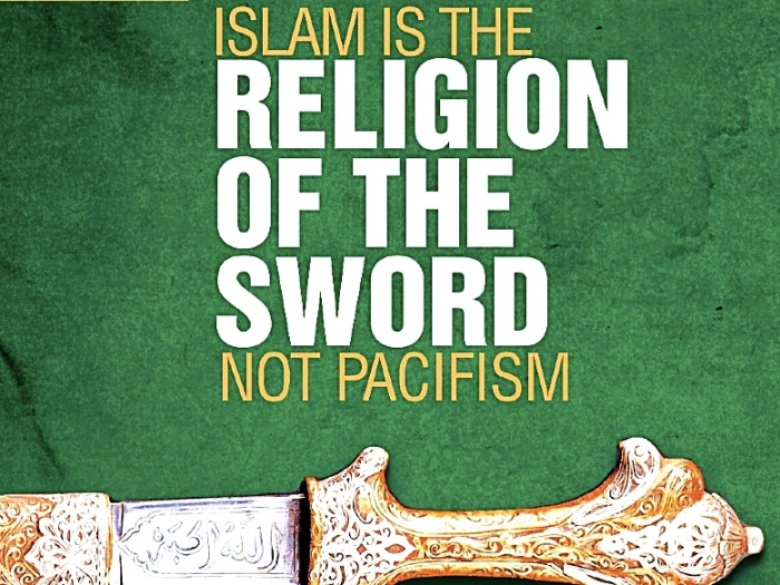 Islam- Sword not Pacifism