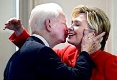 KKK Senator Byrd & Crooked Hillary