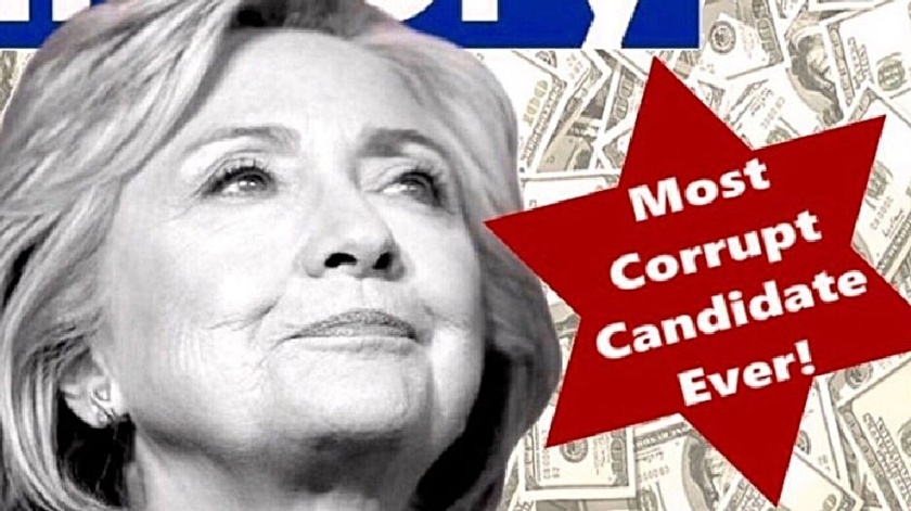 most-corrupt-candidate-ever-hillary