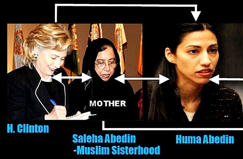 crooked-hillary-saleha-abedin-mom-huma-abdullah