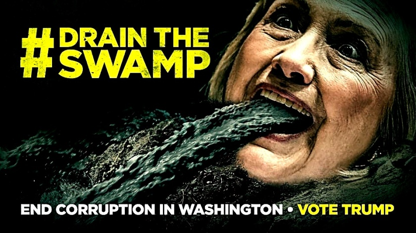 hillary-govt-corruption-drain-swamp