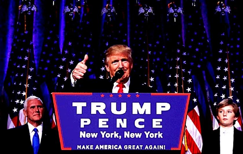 trump-acceptance-speech-pence-left-baron-trump-right
