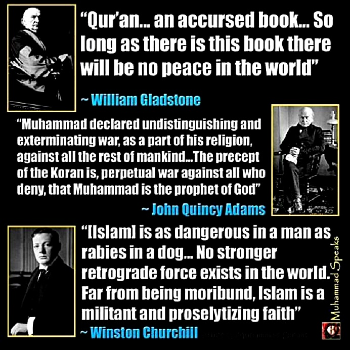 gladstone-jq-adams-churchill-on-islam