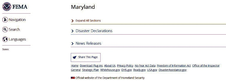 fema-maryland