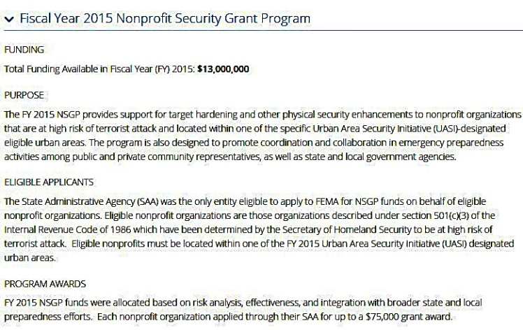fiscal-yr-2015-nonprofit-grant-program