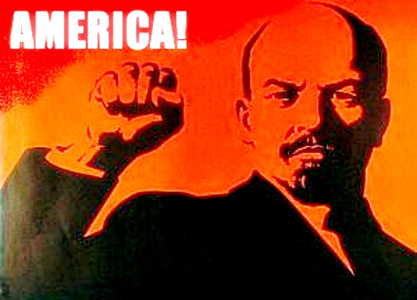 lenin-communist-america