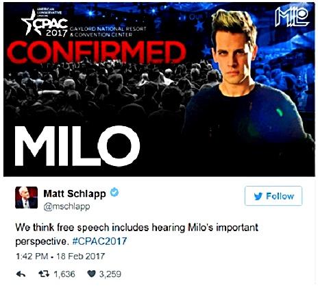 schlapp-milo-confirmed-cpac-tweet-2-18-17
