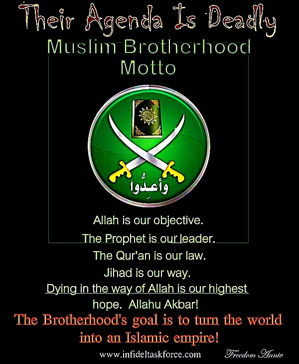 muslim brotherhood the project The muslim brotherhood project february 24, 2012 view the full document summary: the document is a 14-page plan written in arabic and dated december 1, 1982, which outlines a 12-point strategy to establish an islamic government on earth – identified as the project.