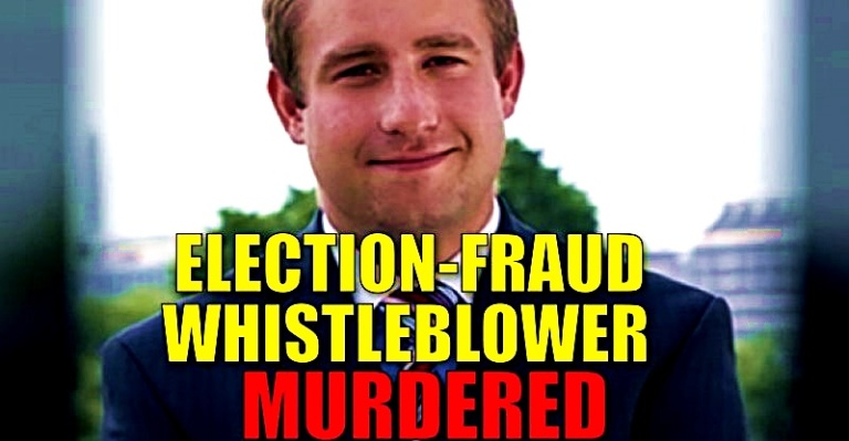 SETH RICH MURDERED BY CLINTON HIT MEN,                           WHISTLEBLOWER KID